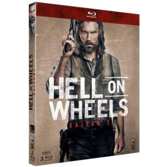 B-HELL ON WHEELS 2-3 DISC-BILINGUE