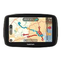 TomTom GO 50 - Exclusive Winter Edition - GPS navigator