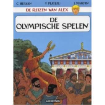 REIZEN VAN ALEXDe Olympische Spelen in de Oudheid