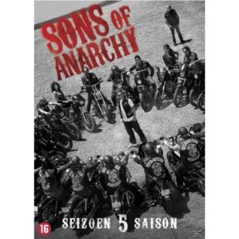 SONS OF ANARCHY 5-BILINGUE