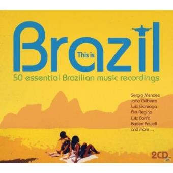 MY KIND OF MUSIC - THIS IS BRAZIL/2CD