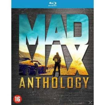 MAD MAX ANTHOLOGY-4BLURAY-BIL