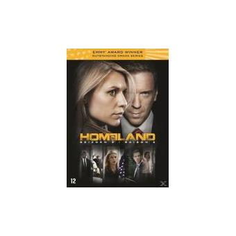 Homeland - Seizoen 2 DVD-Box