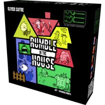 Rumble in the house Atalia