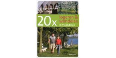 Dicht -  : 20 x logeren & wandelen in Vlaanderen
