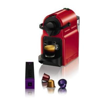 Nespresso Krups Inissia XN1005 Flame Red