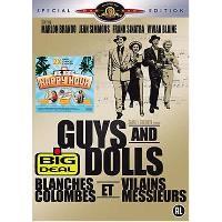 GUYS & DOLLS-BLANCHES COLOMBES & VILAINS MESSIEURS-BILINGUE