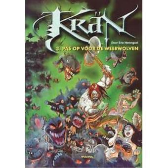 Kran HC 3 Pas op voor de weerwolven - paperback - Éric Hérenguel ...