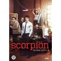 Scorpion - Seizoen 1