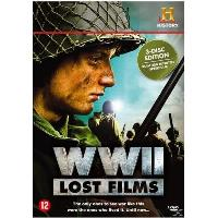 WWII - Lost Films DVD-Box