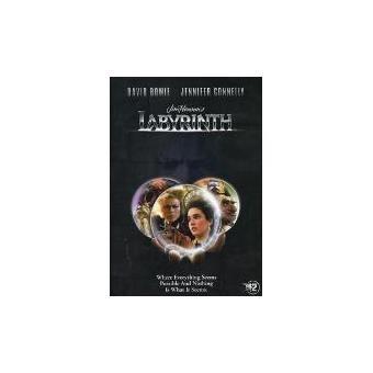 LABYRINTH (DVD)(IMP)