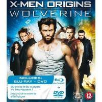 B-X-MEN ORIGINS-WOLVERINE + DVD-BILINGUE