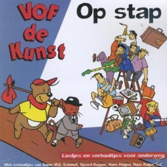 COAST TO COASTOP STAP MET VOF DE KUNST