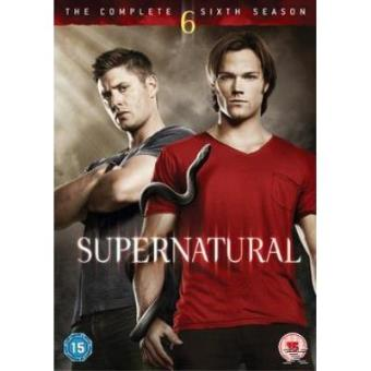 SUPERNATURAL - S6 (6 DVD) (IMP)