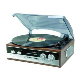 soundmaster pl 186 syst me audio platine vinyle. Black Bedroom Furniture Sets. Home Design Ideas