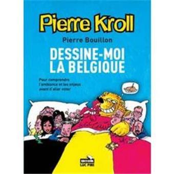Dessine Moi La Belgique