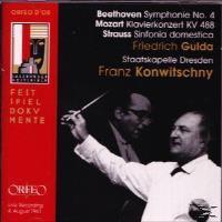 Symphony No.4/piano Conc.
