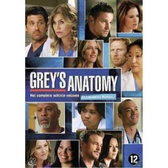Grey's AnatomyGrey's Anatomy Coffret intégral de la Saison 10 DVD