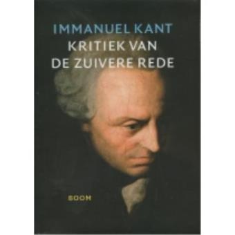 Kritiek Van De Zuivere Rede