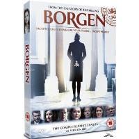 Borgen, Seizoen 1 DVD-Box