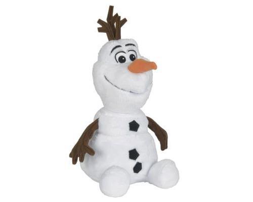 Peluche La Reine des Neiges (Frozen) : Olaf assis Simba