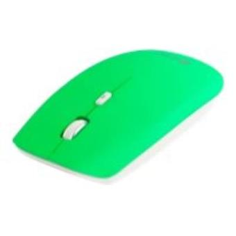 NGS FLUOR WIRELESS OPTICAL MOUSE GREEN