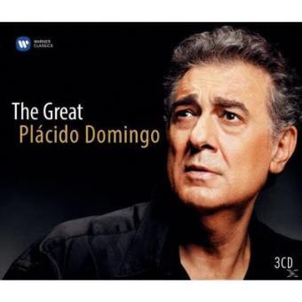 The Great Plácido Domingo Coffret