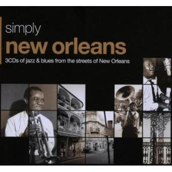Simply New Orleans (3 CD Tin)