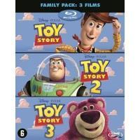 Toy Story Tripack Bluray Box