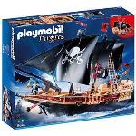 Playmobil Pirates 6678 Bateau pirates des ténèbres