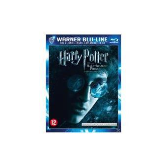 Harry Potter 6 - de halfbloed prins - 2 Disc Bluray
