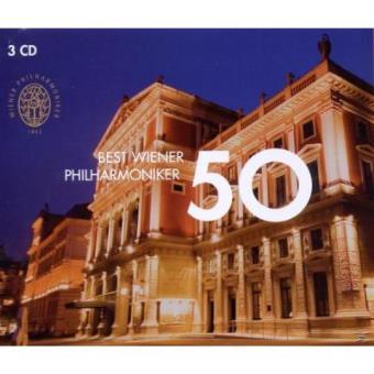 50 Best Wiener Philharmoniker - 3CD