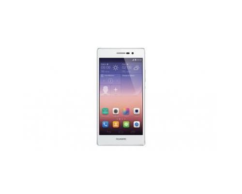 Huawei p7 smartphone 5 pouces 4g appareil photo 13mp usb nfc wi fi android 44 kitkat 16 go blanc