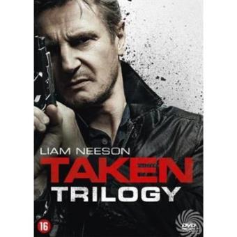 TAKEN 1-3 (3 DVD) (IMP)