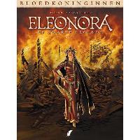 Bloedkoninginnen Eleonora - D01 De Zwarte