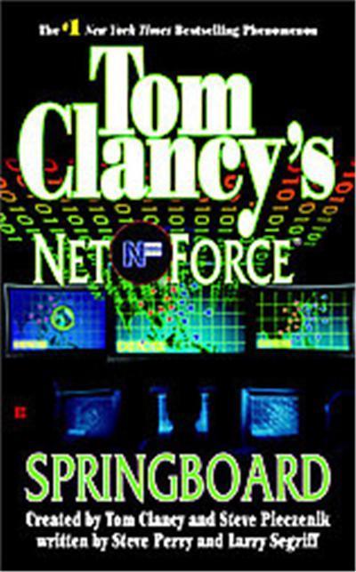 Springboard, Tom Clancy's Net Force