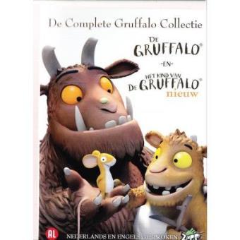 GRUFFALO - KIND VAN DE GRUFFALO 2 DVD BOX-VN
