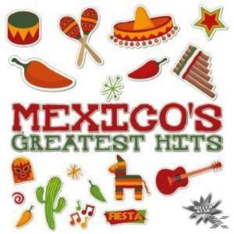 Mexico's Greatest Hits - CD