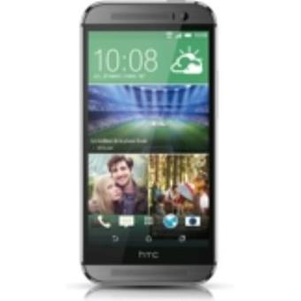 HTC One (M8) - ijzig zilver - 4G LTE - 16 GB - GSM - Android smartphone