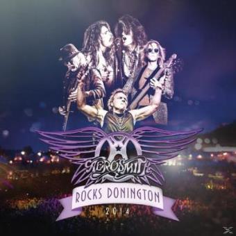Rocks Donnington 2014 Inclus DVD Digipack