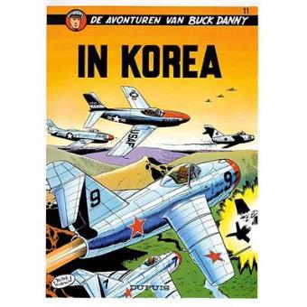 De Avonturen Van Buck DannyIn Korea