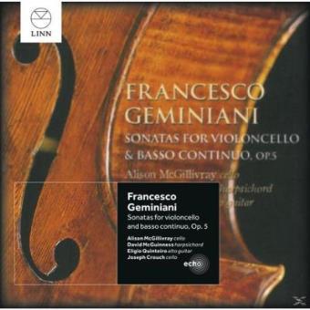 Sonatas for violoncello..