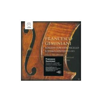 Sonatas for violoncello..
