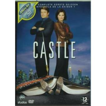 Castle - Seizoen 1 DVD-Box