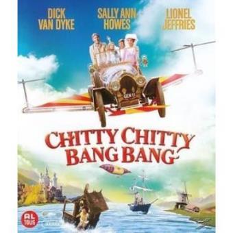 B-CHITY CHITTY BANG BANG-BILINGUE