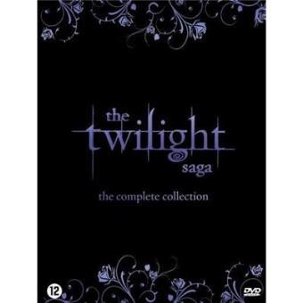 The Twilight Saga DVD-Box