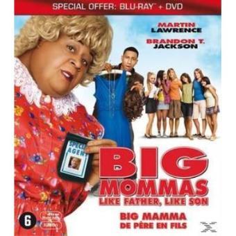 B-BIG MOMMA S-LIKE FATHER LIKE SON-BIG MAMA DE PERE-BD+DVD