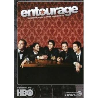 Entourage - Seizoen 6 - 2 Disc DVD