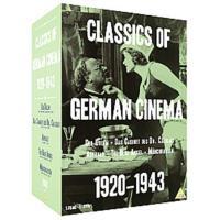 Classics Of German Cinema 1920-1943 , (Box Set)