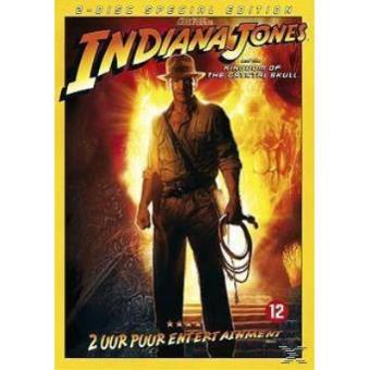 INDIANA JONES 4 (2DVD) (IMP)